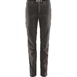 Fjallraven Women's High Coast Lite Trouser Dark Grey