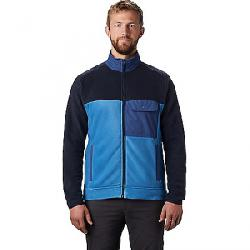 Mountain Hardwear Men's Unclassic Fleece Jacket Dark Zinc