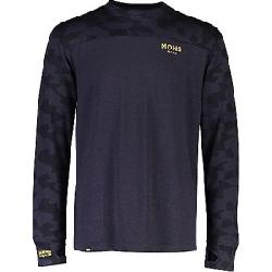 Mons Royale Men's Yotei Tech LS Top 9 Iron Camo