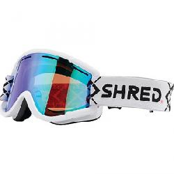 Shred Nastify Snow Goggles Bigshow White CBL/Plasma Mirror