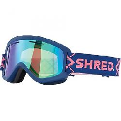 Shred Wonderfy Snow Goggles Bigshow Navy CBL/Plasma Mirror