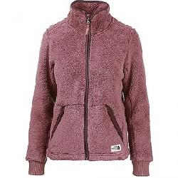 The North Face Women's Campshire Full Zip Jacket Marron Purple / Root Brown