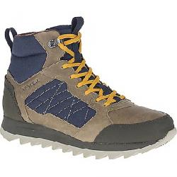 Merrell Men's Alpine Sneaker Mid Polar Waterproof Boot Brindle