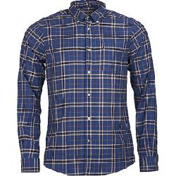 Barbour Men's Highland Check 21 Tailored Shirt Blue