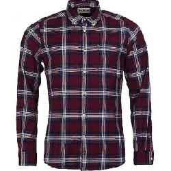 Barbour Men's Highland Check 21 Tailored Shirt Merlot