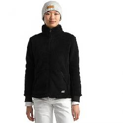 The North Face Women's Campshire Full Zip Jacket TNF Black