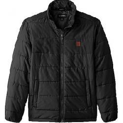Brixton Men's Cass Puffer Jacket Black