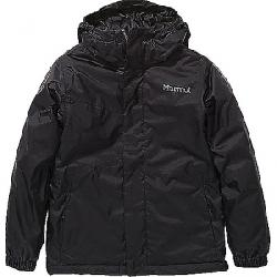 Marmot Kids' PreCip Eco Insulated Jacket Black