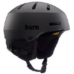 Bern Macon 2.0 MIPS Helmet Matte Black w/ Black Liner