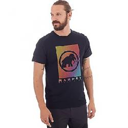 Mammut Men's Trovat T-Shirt Black Prt2