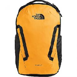 The North Face Vault Backpack Summit Gold / TNF Black