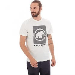 Mammut Men's Trovat T-Shirt Bright White Prt2