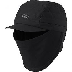 Outdoor Research Sahale Trapper Cap Black