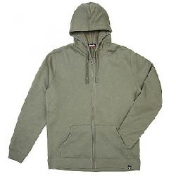 Moosejaw Men's Secret Agent Heavy Weight Zip Hoody Cypress