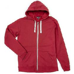 Moosejaw Men's Secret Agent Heavy Weight Zip Hoody Mars