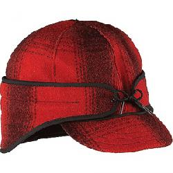 Stormy Kromer Rancher Cap Red / Black Plaid