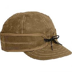 Stormy Kromer The Insulated Waxed Cotton Cap Field Tan
