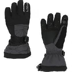 Spyder Boys' Overweb Glove Ebony