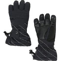 Spyder Girls' Synthesis Ski Glove Black