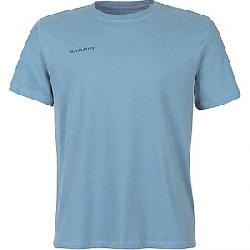Mammut Men's Massone T-Shirt Blue Shadow Prt1