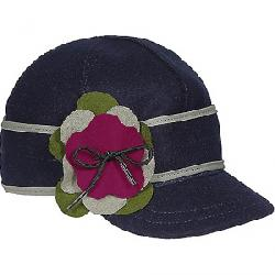 Stormy Kromer Women's Petal Pusher Cap Navy
