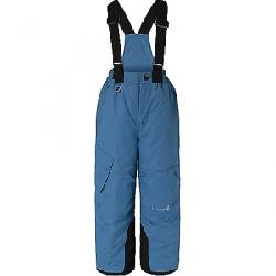 Therm Kids' Snowrider Convertible Overall Denim Blue