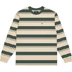 Brixton Men's Hilt LS Shirt Emerald