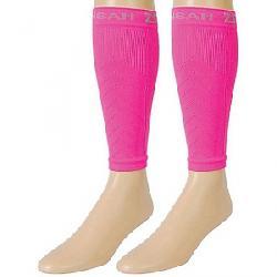 Zensah Compression Leg Sleeve Neon Pink