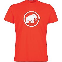 Mammut Men's Logo T-Shirt Spicy