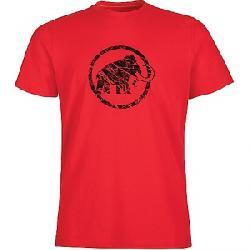 Mammut Men's Logo T-Shirt Magma