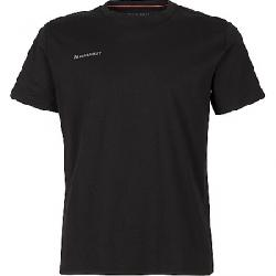 Mammut Men's Seile T-Shirt Black Prt3