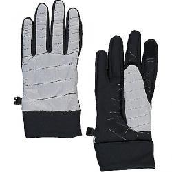 Spyder Women's Glissade Hybrid Glove Alloy