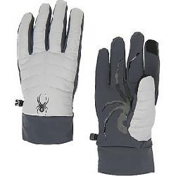 Spyder Men's Glissade Hybrid Glove Alloy
