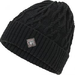 Spyder Women's Cable Knit Hat Black