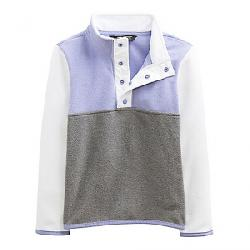 The North Face Toddlers' Glacier 1/4 Snap Top Sweet Lavender
