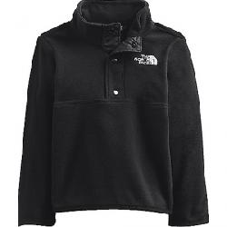 The North Face Toddlers' Glacier 1/4 Snap Top TNF Black