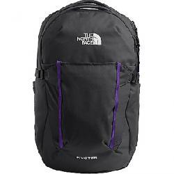 The North Face Women's Pivoter Backpack Asphalt Grey / Peak Purple