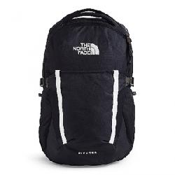 The North Face Pivoter Backpack Aviator Navy Light Heather / TNF White