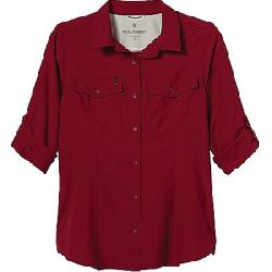 Royal Robbins Women's Expedition Dry LS Shirt Raspberry