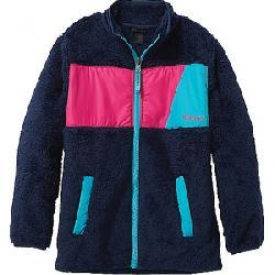 Marmot Kids' Roland Fleece Jacket Arctic Navy / Very Berry