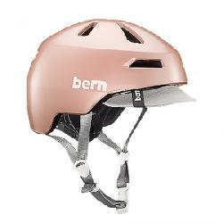 Bern Brentwood 2.0 Helmet Satin Rose Gold