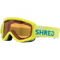 Shred Kids' Wonderfy Snow Goggle Mini Caramel