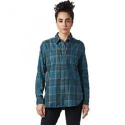 Mountain Hardwear Women's Riley LS Shirt Icelandic