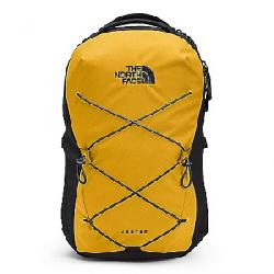 The North Face Jester Backpack Summit Gold / TNF Black