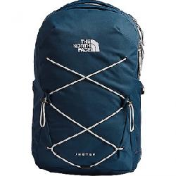 The North Face Women's Jester Backpack Blue Wing Teal / Tin Grey