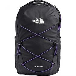 The North Face Women's Jester Backpack Asphalt Grey / Peak Purple