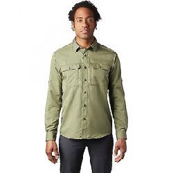 Mountain Hardwear Men's Canyon LS Shirt Dark Army