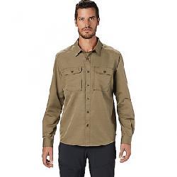 Mountain Hardwear Men's Canyon LS Shirt Ridgeline