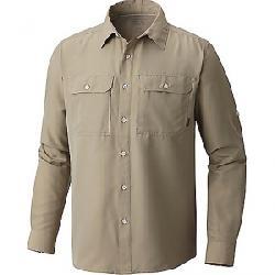 Mountain Hardwear Men's Canyon LS Shirt Badlands