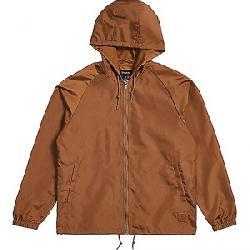 Brixton Men's Claxton Windbreaker Jacket Bison